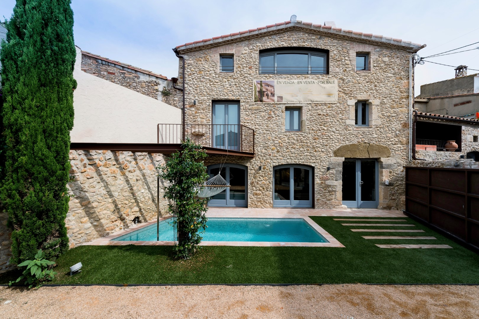 Charming refurbished Village house in the Baix Emporda, Spain