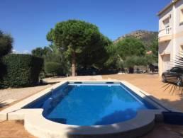 Picture Preciosa Masia con piscina y 11 habitaciones cerca de Besalu y Figueres, Girona