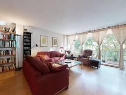 Picture Triplex Wohnung mit Balkon und 4 Schlafzimmern in Vila Olimpica, Barcelona