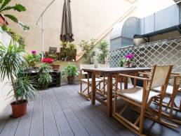 Picture Loft 195m2 mit Patio in Gracia, Barcelona