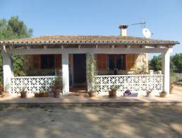 Small finca in Algaida,