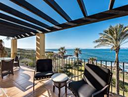 Picture Penthouse right at the sea, Baleares