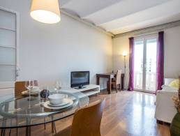 Picture Apartment on Avenida Diagonal with great views, Barcelona