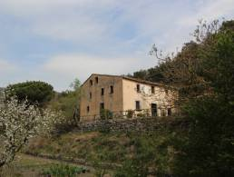 Picture Historic Masia with 51 hectares land in the Natural Park at Maresme Coast, Barcelona