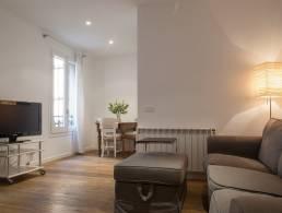 one-bedroom duplex in Barceloneta,