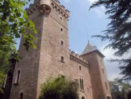 Picture Castle in Lluçanés (Barcelona), Barcelona