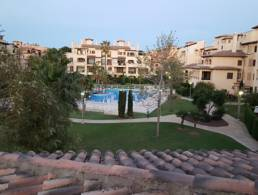 Picture Apartment on second floor with 2 large terraces  Puig de Ros, Baleares