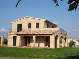Picture New built rustic country home in Alcudia, Barcelona