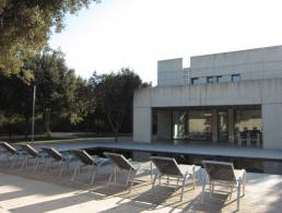 Picture Modern house in the countryside close to Porreres, Baleares