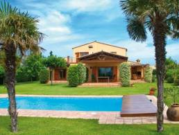 Picture Masia style property in the exclusive Peralada Golf Resort, Girona