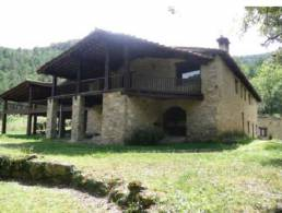 Turismo Rural Hotel and Restaurant in Vall de Bac,