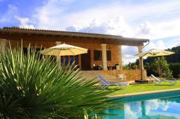 Picture Beautiful finca with pool close to Sineu, Baleares