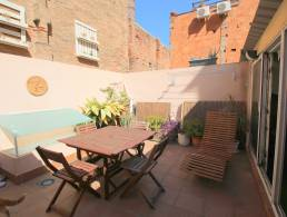 Picture Large ground floor Apartment with terrace in Poblenou, Barcelona
