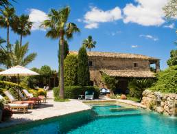 Picture Finca Estate in Llubi with history and high end details, Baleares
