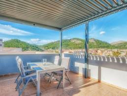 Picture Andratx - Dorf - Exklusives modernes Penthouse, Baleares