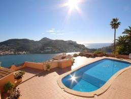 Picture Puerto Andratx - Mediterranean apartment with beautiful harbor view, Baleares