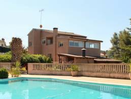 Villa with Pool in Corbera de Llobregat,