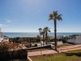 Picture Semidetached house with sea view near Sitges, Barcelona