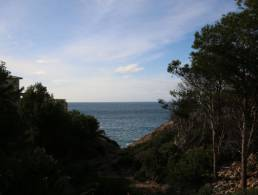 Picture Modernisiertes Apartment mit Meerblick, Baleares