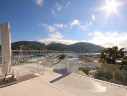 Picture Exclusive villa directly at the yacht harbor, Baleares