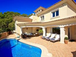 Picture Mediterranean house in best location, Baleares