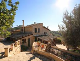 Picture Charming finca with project to extend and Agroturismo, Baleares