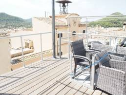 Picture Exclusive village house with roof terrace, Baleares