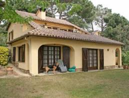 Picture Masia con cuadras y terreno en Santa Coloma de Farners, Girona