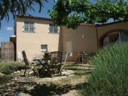 Lovingly maintained finca with a house - two living areas,