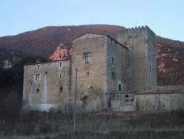 Mediaeval Castle  for complete restoration - Besalu,