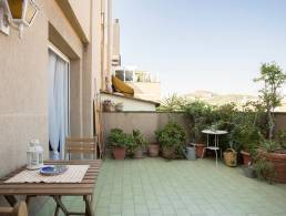 Picture Penthouse Apartment with Terrace in Putxet, Sant Gervasi, Barcelona