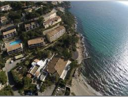 Sea view partment 50 meter from the beach in Canyamel,