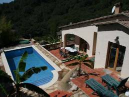 Picture Villa with seaview in Lloret de Mar, Girona