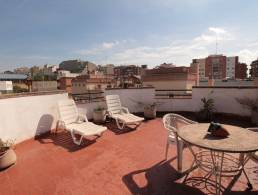 Picture Semidetached House with large terrace in Gracia next to Parc Guell, Barcelona